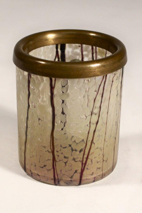 Dekoratiivne klaasist tops MÜÜDUD