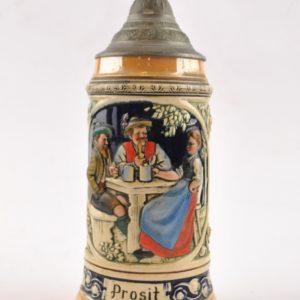 """Saksa keraamiline õllekann Prosit"""" MÜÜDUD"""""""