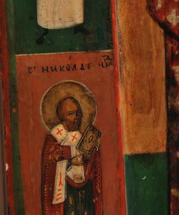 19 sajandi vene ikoon UUS HIND
