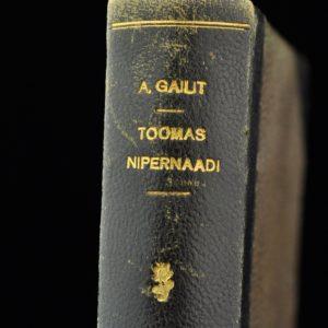 """A.Gailit """"Toomas Nipernaadi"""" 1928a 15333 Len:15348"""