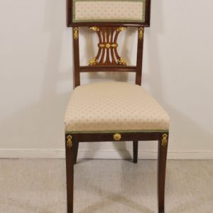 Empire-style chair