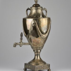 Antiikne 18.saj. Inglise samovar, hõbe - Thomas Hemings