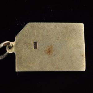 Antiikne 84 hõberipats emailiga - Sevastopol