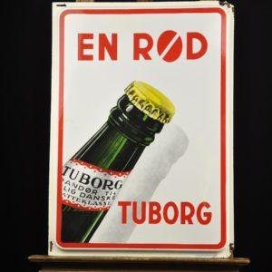 "Antiikne En Rod Tuborg"" reklaam"""
