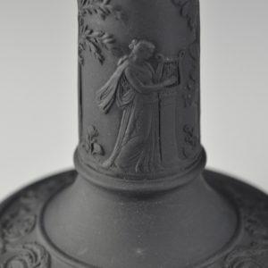 Antique candlestick, Wedgwood