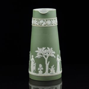 Wedgwood porcelain pitcher