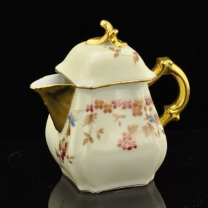 Antique Kuznetsov porcelain jug