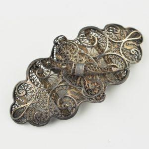 Antiikne Tsaari-Vene hõbe 84 pannal