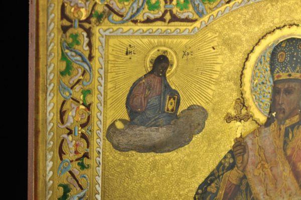 Antiikne Tsaari-Vene ikoon