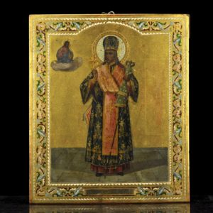 Antique Tsarist-Russian icon