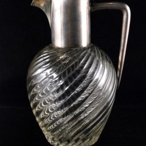 Silversnouted wine jug