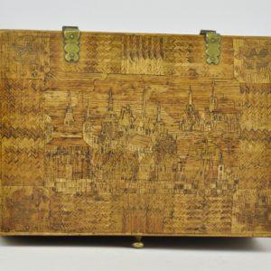 Antiikne Tsaari-Vene puidust laegas, 18 saj.