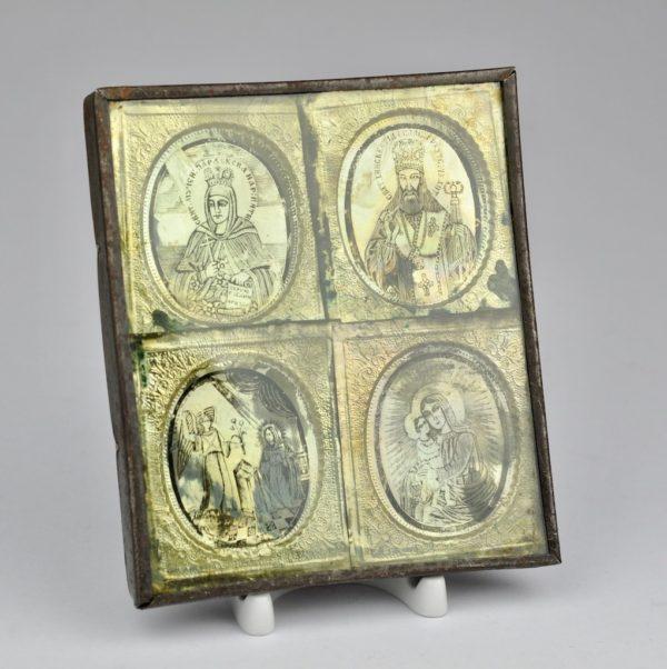 Antiikne Ukraina ikoon