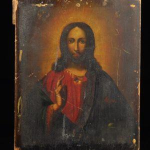 Antiikne Vene ikoon 14137 C1458