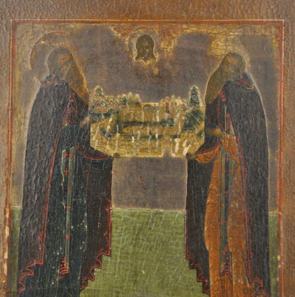 Antiikne Vene ikoon