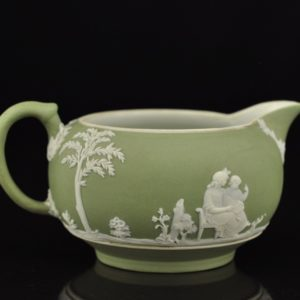 Antique cream jug, Wedgwood