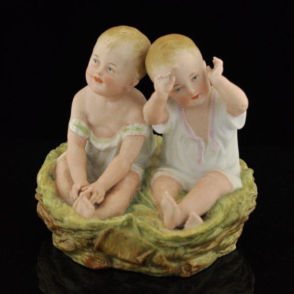 """Antiikne figuur """"Piano dolls"""""""