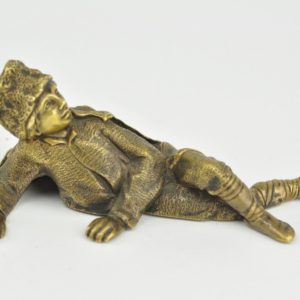 Antique figure - bronze