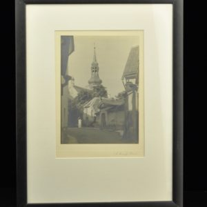 "Antique photo ""Tallinn"" by A.Hansoff"