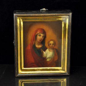 Antiikne ikoon Jumalaema 15057 C2692