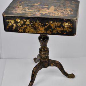 antique craft table
