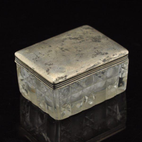 Antiikne karp - 1836 a - kristall, 84 hõbe