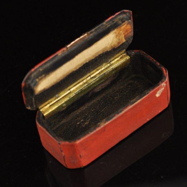 Antiikne karp, puit, kuld