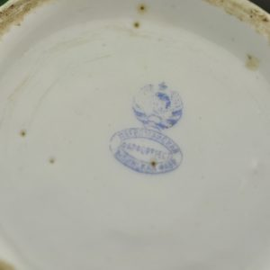 Antique Pervomaisky porcelain milk jug Russia 1920 a final