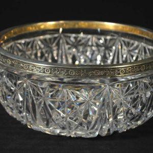Antiikne kristallist kauss