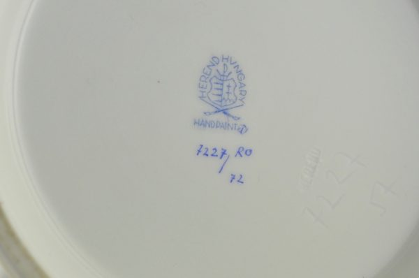 Antiikne portselan vaas, Herend