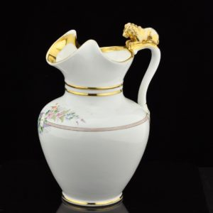 Antique porcelain jug