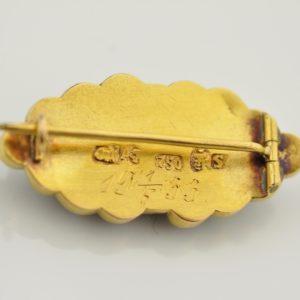 Antiikne pross granaatidega , 750 kuld MÜÜDUD