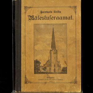 Antique book - 1901
