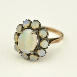 Antique ring, opal SOLD