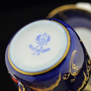 Antique cup - Kuznetsov