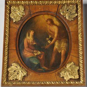 Antiiksed 18 saj. maalid - 2 tk 13810 C791