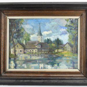 """Arno Vihalemm Veskijärv, Tõstamaa"""" 1932a MÜÜDUD"""""""