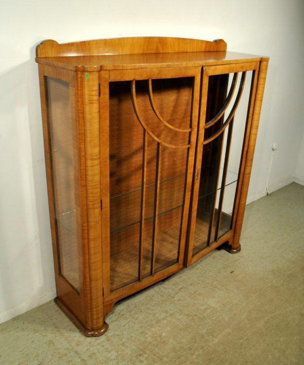 Art Deco stiilis vitriinkapp UUS HIND 630.-