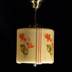 Art deco lamp 4885 Lamp 6