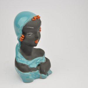 Art-deco naise kuju, Saksamaa