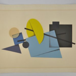 Avo Keerend (1920-2012) Phases VIII color. High-quality 1989a SOLD