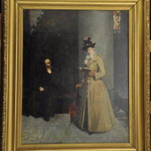 Clara Löfgren 1843- 1923
