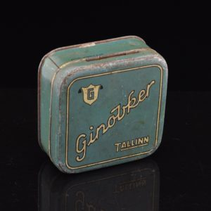 "EW Cake Box ""Ginovker"" Tallinn"