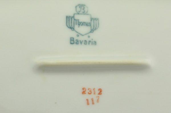 EW aegne portselan vaagen kalaga Thomas Bavaria