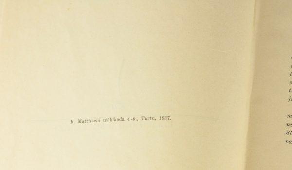 EW raamat - Üldine ajalugu - 1