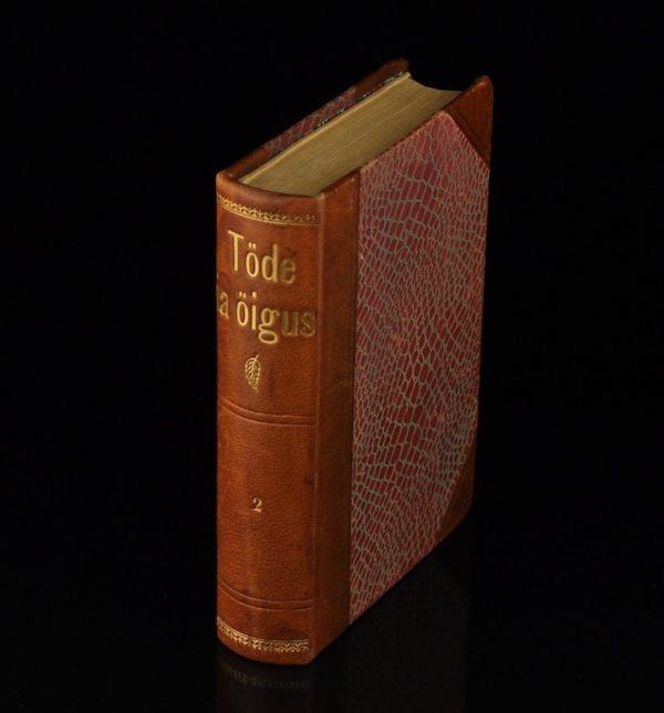 EW raamat - Tõde ja õigus II osa, 1