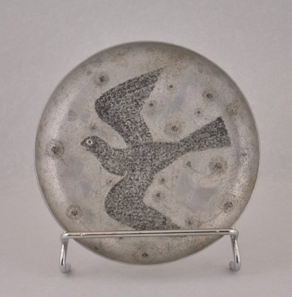 Ede Kurrel wall plate Swallow 1973y.