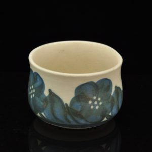 """Estonian Ceramics ARS """"Cup with Flowers"""""""