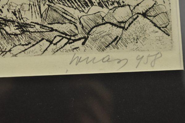 """Evald Okas """"Kunda juniper"""" forort 1958 a"""