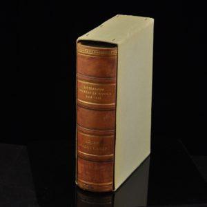 """Ew aegne raamat """"Litterarum societas Esthonica 1838-1938"""" Taska MÜÜDUD"""